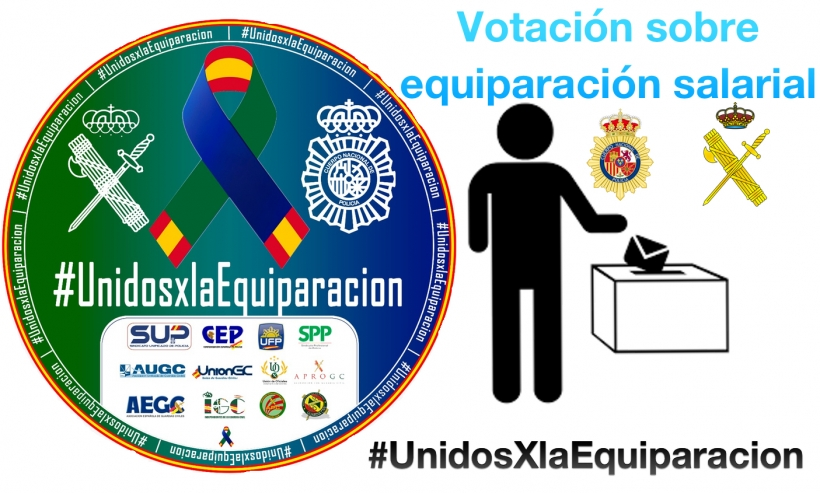 #UnidosXlaEquiparacion