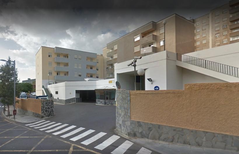 Sede de la Comandancia de la Guardia Civil en Santa Cruz de Tenerife.