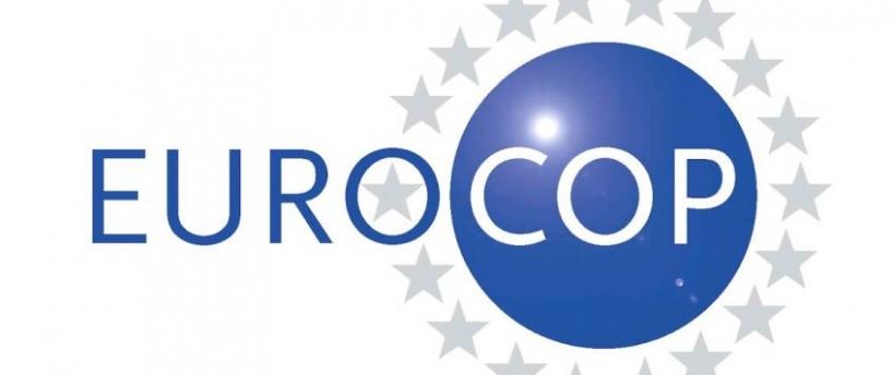 Logo de EuroCOP.