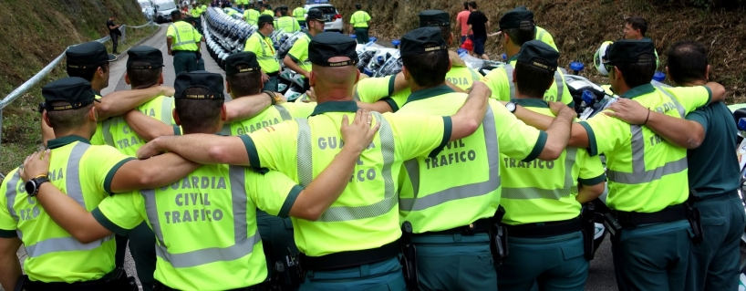 Los guardias civiles siguen en muchas ocasiones sometidos a la arbitrariedad de los mandos.