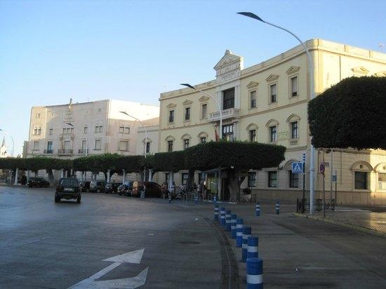Hotel Melilla Tryp, en cuyas instalaciones tendrá lugar la asamblea.