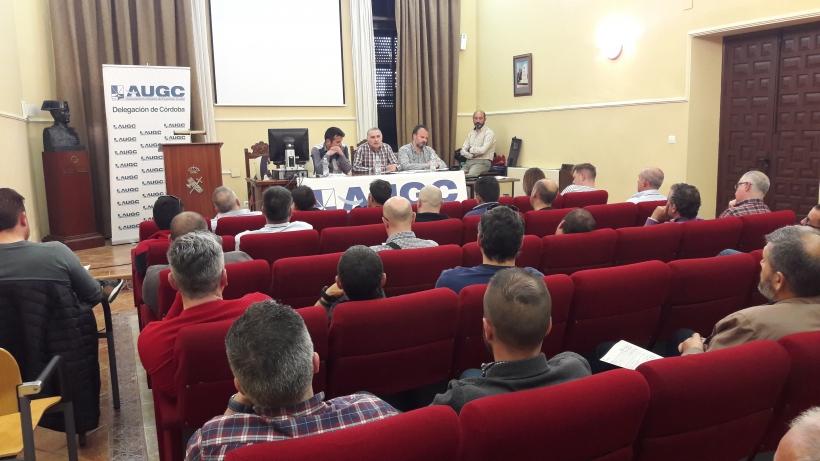 Asamblea de AUGC Córdoba