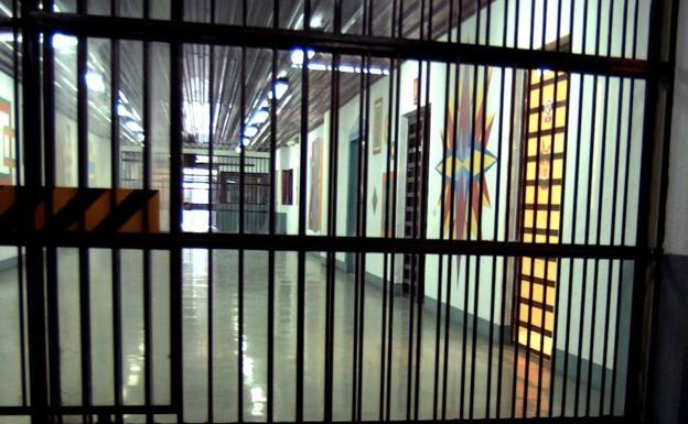 Interior de la cárcel de Villanubla. Foto: R. Otazo