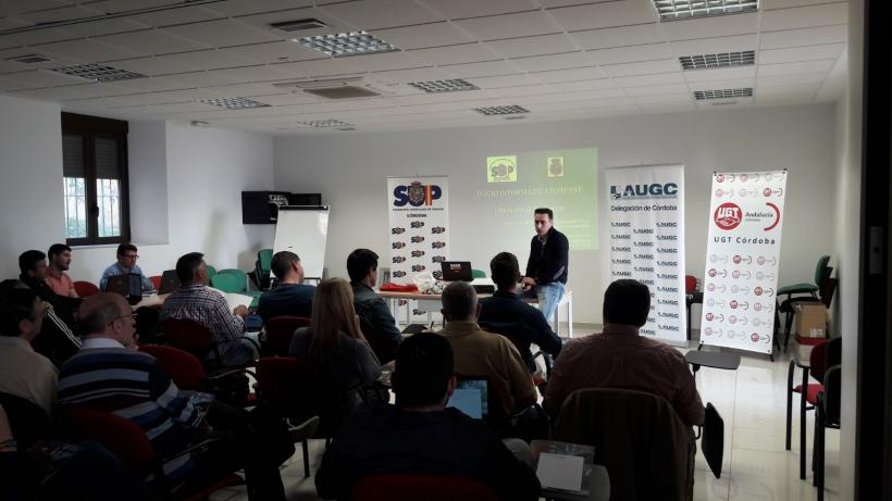 Curso de informática forense en Córdoba