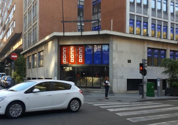 Sede de Comisiones Obreras en Valladolid, donde tendrá lugar el Plenario.