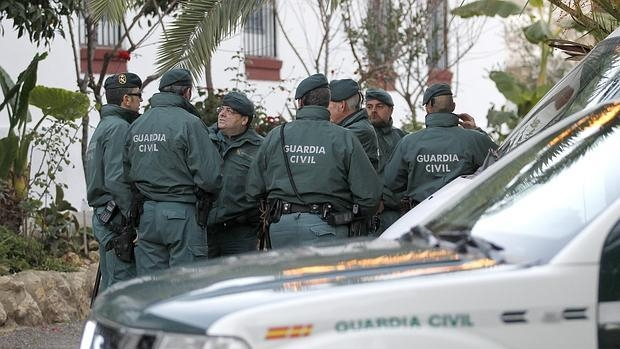 Guardia Civil Seguridad Ciudadana