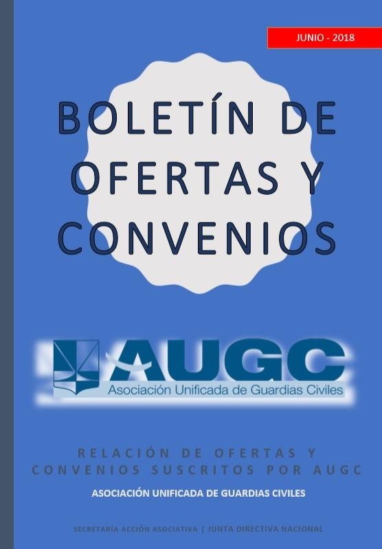 BOLETÍN OFERTAS Y CONVENIOS