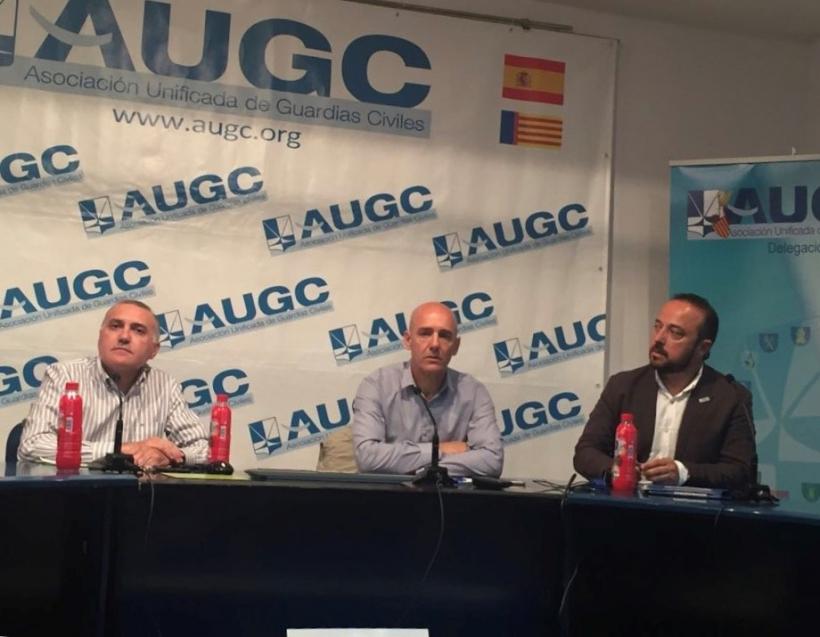Asamblea AUGC Valencia