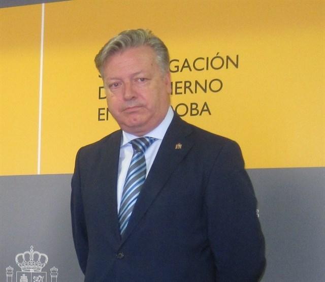 Juan José Primo, Subdelegado del Gobierno en Córdoba