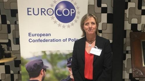 Ángels Bosch, presidenta de EuroCOP.