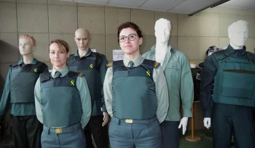 AUGC demanda que cada agente tenga su propio chaleco, como parte de su dotación policial.