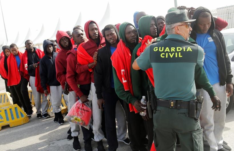 La creación de un Mando Único Operativo no es la primera vez que se lleva a efecto como intento de frenar la inmigración irregular.