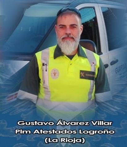 Gustavo Adolfo Álvarez, responsable de la Comisión de Tráfico de AUGC.