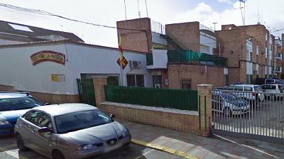 Cuartel de la Guardia Civil de Peñarroya-Pueblonuevo