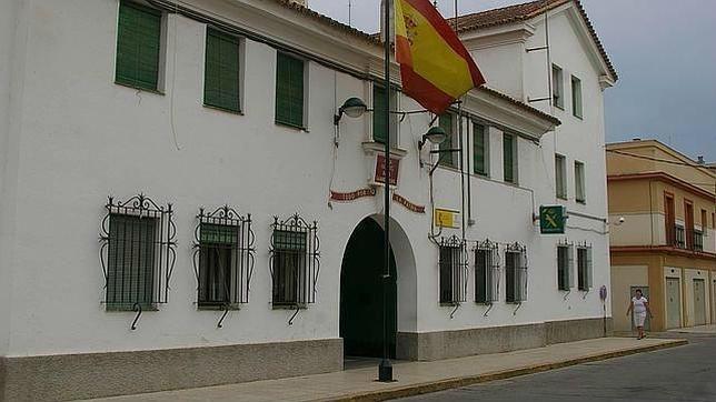 Casa cuartel