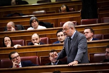 El diputado de Ciudadanos Francisco Igea.