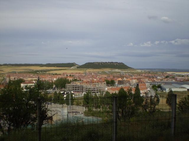 Vista panorámica de La Cistérniga.
