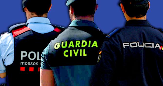 El nuevo modelo policial debería potenciar la coordinación entre las distintas fuerzas y cuerpos de seguridad.