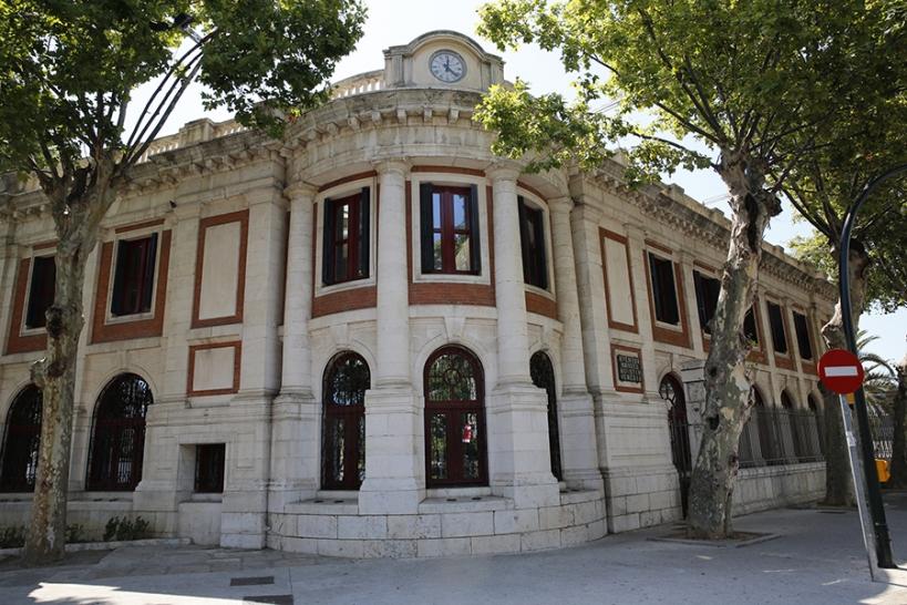 Centro de Estudios Portuarios de Málaga, donde tendrá lugar la Asamblea Electoral de AUGC.