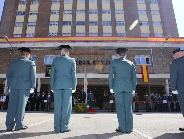 Comandancia de la Guardia Civil de Valladolid, donde tendrá lugar la Asamblea General Electoral de AUGC Valladolid.