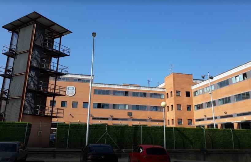 Comandancia de Oviedo.