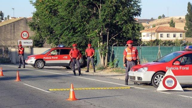 La competencia de Tráfico y Seguridad Vial en Navarra pasará en breve de la Guardia Civil a la Policía Foral.