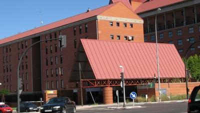 Comandancia de la Guardia Civil de Salamanca, en cuya quinta planta se celebrará la asamblea de AUGC.