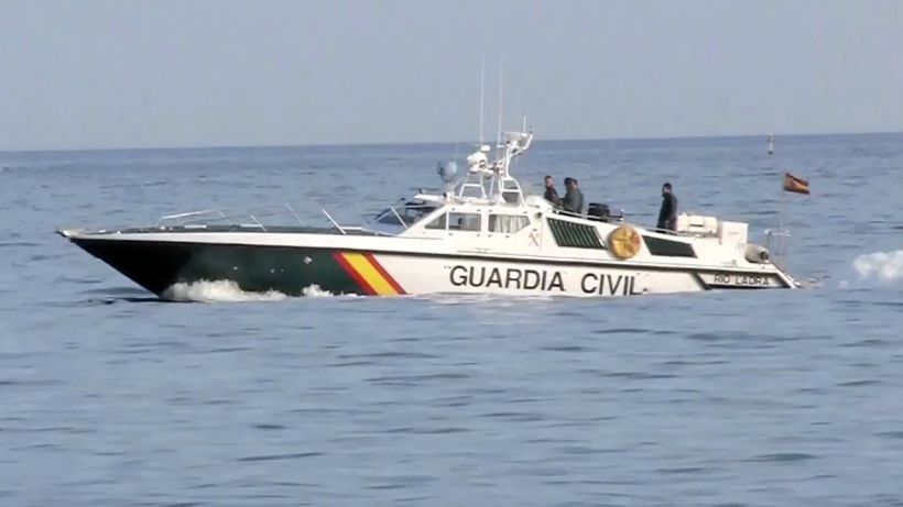 Una patrullera de la Guardia Civil.