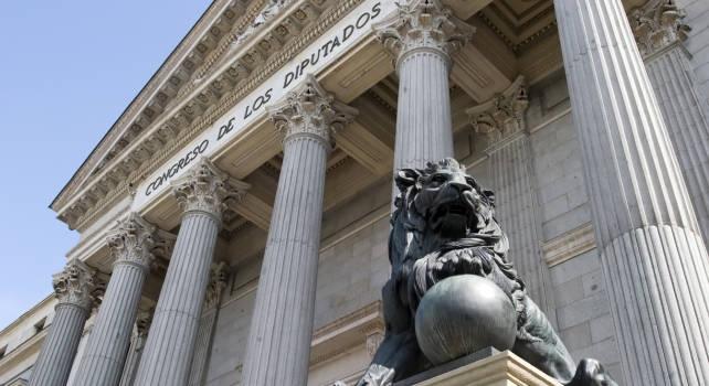 El Congreso de los Diputados será escenario de la votación por la equiparación salarial.