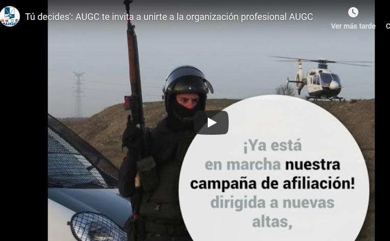 Captura de imagen del vídeo promocional