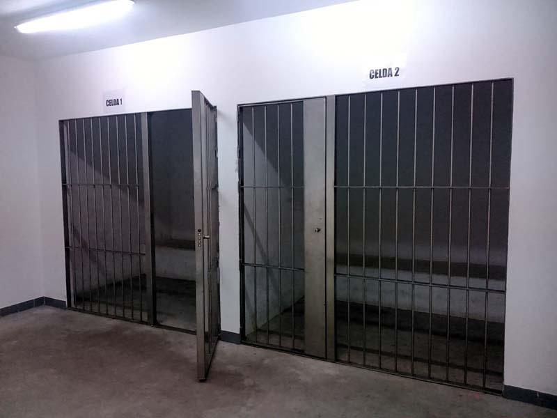 Centro de custodia de detenidos