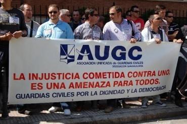Los servicios jurídicos de AUGC en Extremadura trabajan sin descanso para defender el derecho de sus asociados y representantes.