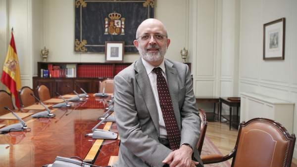 El director general de la Guardia Civil, Félix Azón.