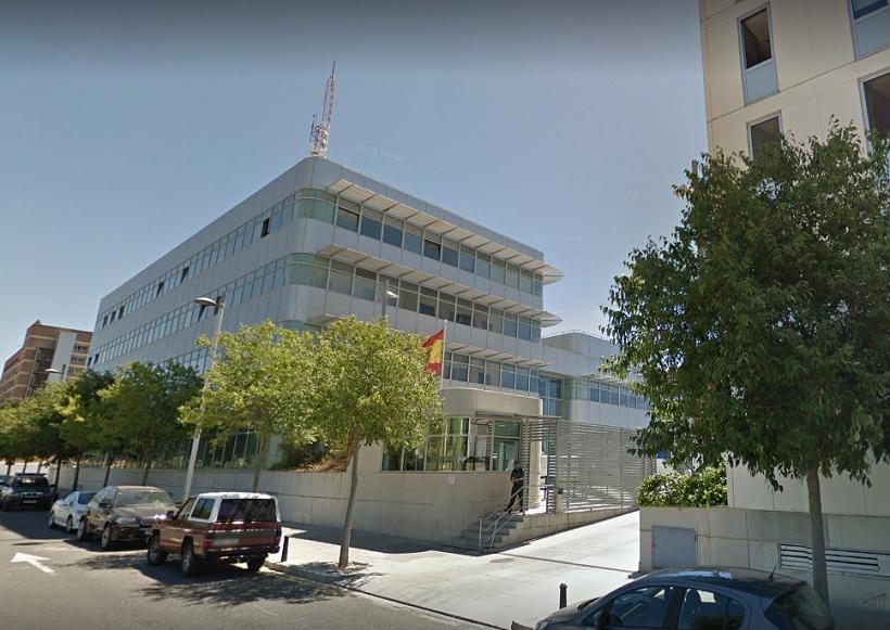 Comandancia de la Guardia Civil de Tarragona, en cuyo salón de actos tendrá lugar la asamblea.