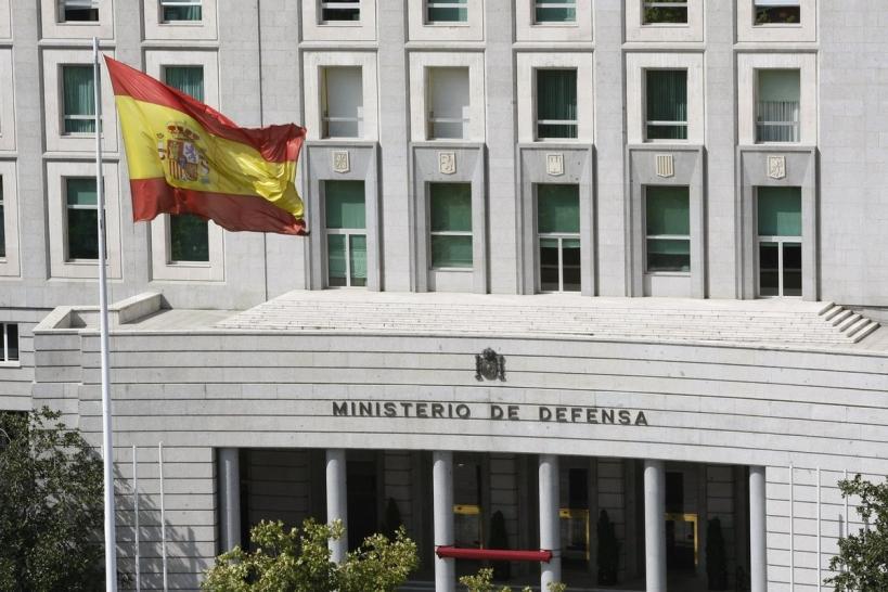 Sede del Ministerio de Defensa.
