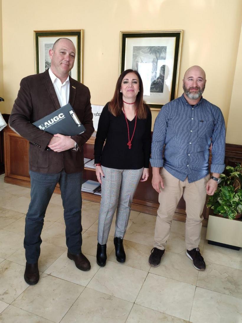 Reunión con Subdelegación Gobierno Jaén