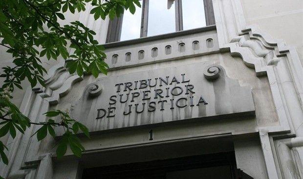 Fachada de la sede del TSJ de Madrid, donde se ha emitido la sentencia.