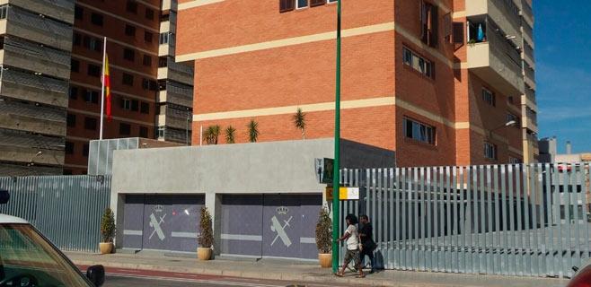 Comandancia de la Guardia Civil en las Islas Baleares, donde tendrá lugar la asamblea.