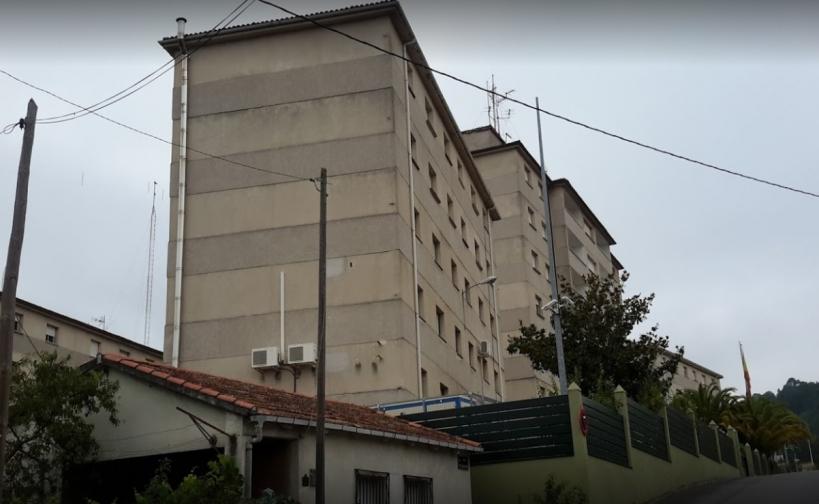 Comandancia de Ourense.