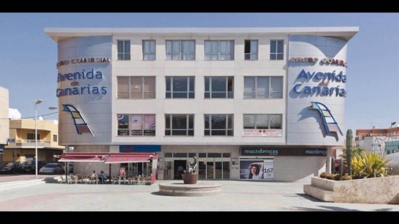Hotel Avenida de Canarias, donde tendrá lugar la asamblea de AUGC Las Palmas.