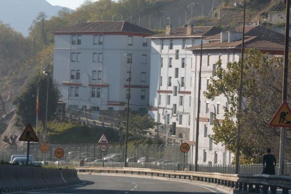 Comandancia de Vizcaya.