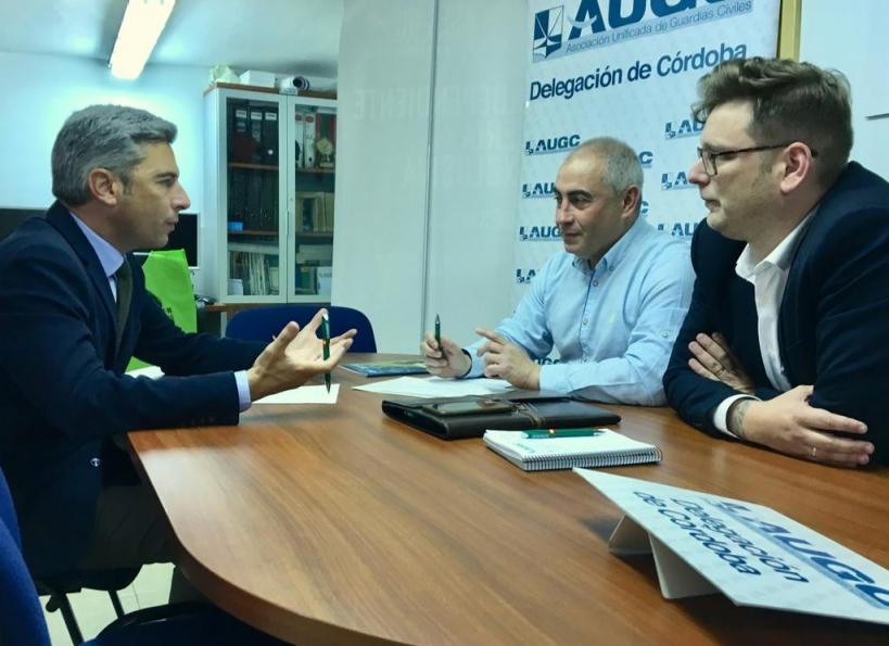 Reunión de AUGC y PP en Córdoba