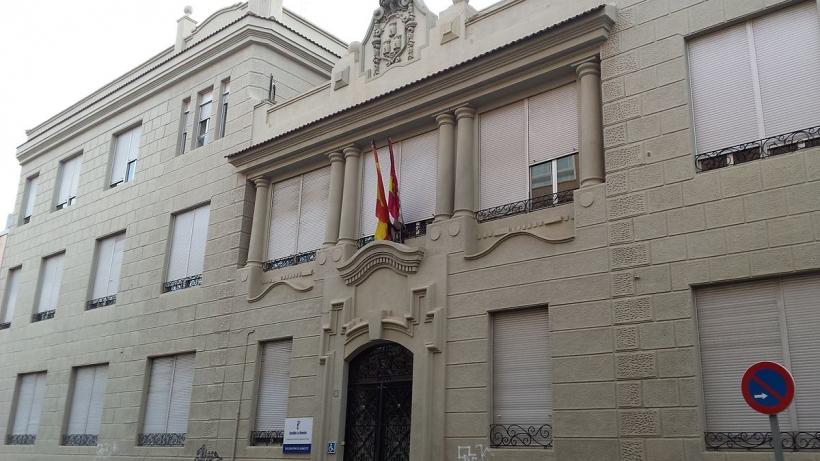 Consejería de Sanidad, en cuyo salón de actos tendrá lugar la asamblea de AUGC Albacete.