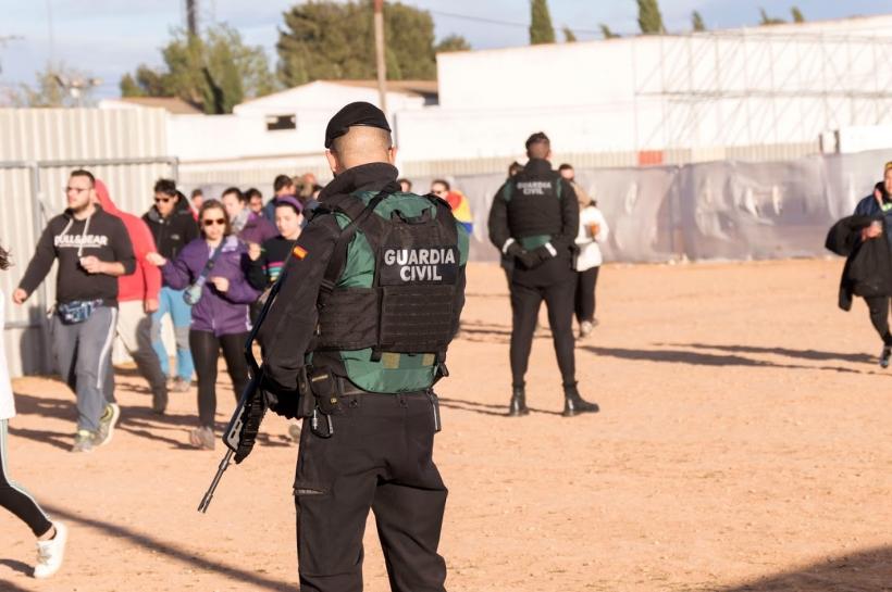El curso abordará los derechos y deberes de los guardias civiles.