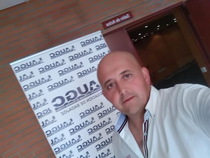Serviliano Valencia ha sido secretario general provincial de AUGC Badajoz.