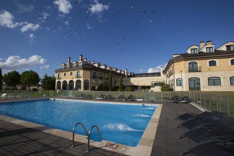 Hotel Fontecruz, donde tendrá lugar la asamblea.
