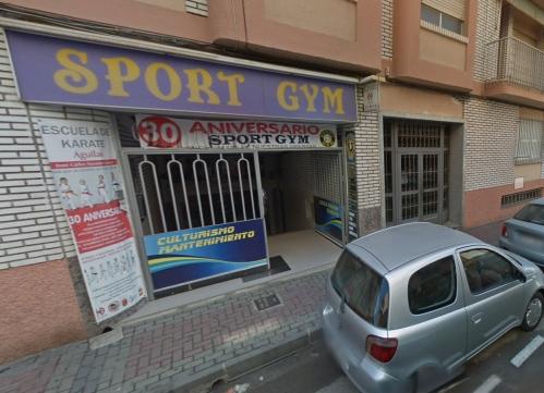 Los hechos tuvieron lugar frente al gimnasio donde se ejercitaba el guardia civil fuera de servicio, en la localidad murciana de Águilas.