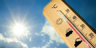 Muchos guardias civiles han de trabajar en penosas condiciones de estrés térmico.