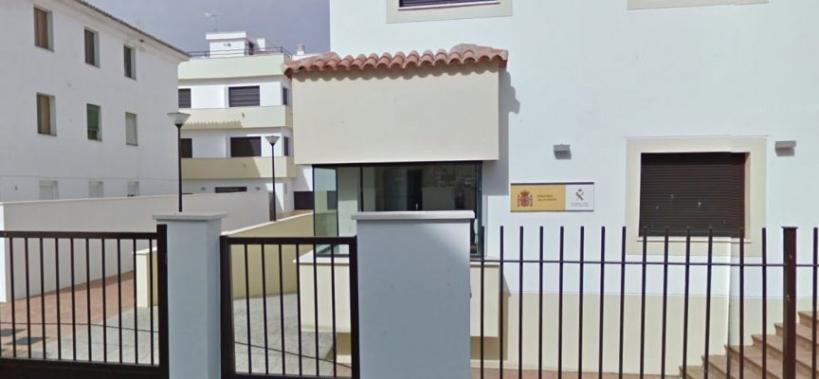 Cuartel de la Guardia Civil en Pozoblanco (Córdoba)