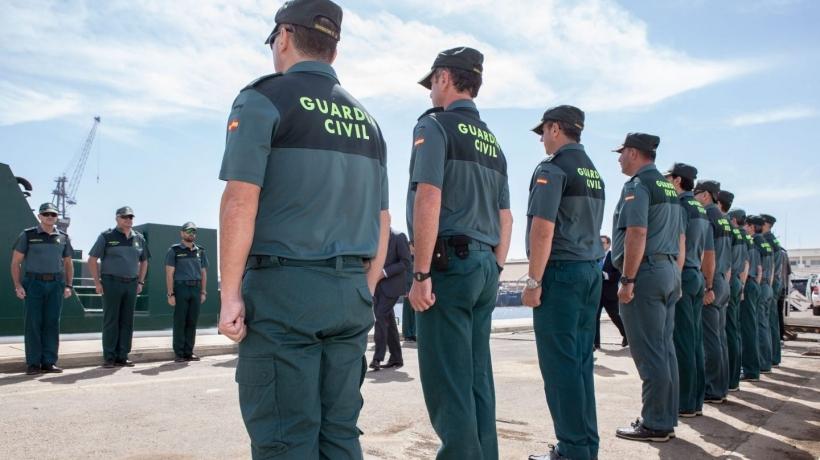 La Guardia Civil debe velar para que los agentes puedan afrontar descansados sus servicios.